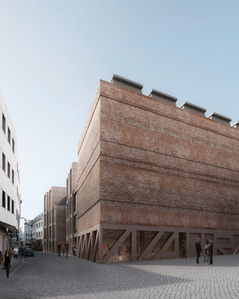Information wallraf richartz museum - Architekturburo basel ...